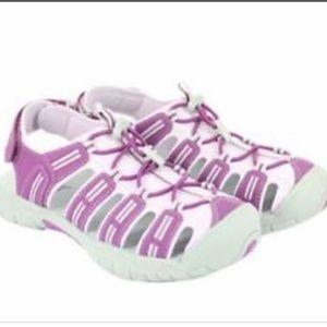 Khombu Sandy Sandal with Velcro